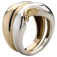 Georg Jensen Minas Ring No. 1345 & 345