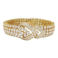 Diamond Bracelet by M.Gerard