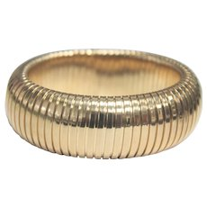 25mm High Dome Tubogaz Bracelet