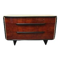 Chest of Drawers of the Italian Art Deco Period