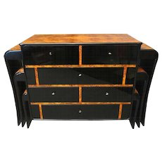 """""""Octopus"""" Dresser from the Art Deco Period"""
