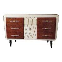 Distinctive Art Deco Chest of Drawers