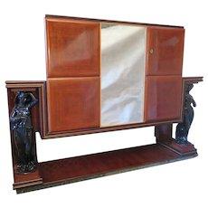 Italian Bar Cabinet