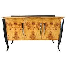 Olivewood French Sideboard