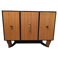"Art Deco Sideboard, Milan, labeled ""Atelier di Varedo. G. Borsani"""