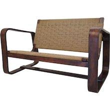 Sofa by Giuseppe Pagano Pogatschnig E Gino Maggioni, 1939-1941, Italy