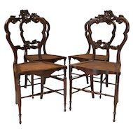 Four Chairs Louis Philippe