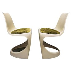Two Chairs Ostergaard Steen