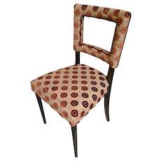 Six Art Deco Chairs
