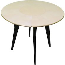 Card Table Art Deco