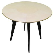 Card Table Art Deco