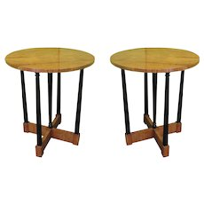 Couple of Ashwood Side Tables