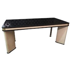Art Deco Italian Table