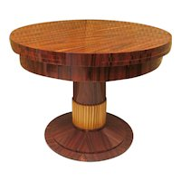 Art Deco Extendable Table
