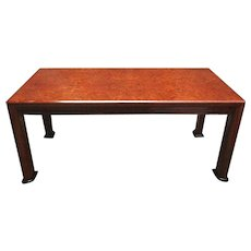 Italian Art Deco Dining Table