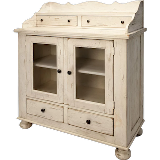 Broyhill Attic Heirloom Jelly Cabinet