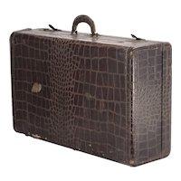 Royalshire Crocodile Suitcase