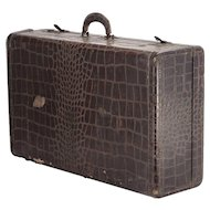 Royalshire Crocodile Suitcase