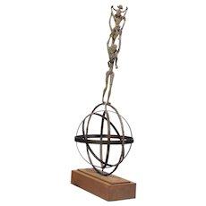 "Maria Luisa Campboy ""La Familia"" Bronze Sculpture"