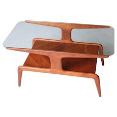 Coffee Table attributed to Gio Ponti for Domus Nova Italy