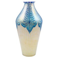 Large Vase Loetz decor Phenomen Genre 2/187 ca. 1902