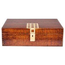 Wooden case by Josef Hoffmann