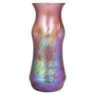 "Loetz Vase ""Medici"" Highly Iridenscent ca. 1904"