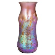 "Loetz Vase ""Medici"" Highly Iridenscent ca. 1904"
