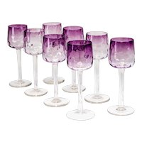 Wine Glasses by Koloman Moser