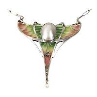 Pendant Necklace by Levinger & Bissinger