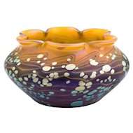 Loetz Vase Cytisus Decoration