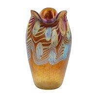 Johann Loetz-Witwe, Vase Decor Argus Phenomen Genre 2/351, ca. 1902