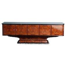 Elegant sideboard designed by Osvaldo Borsani
