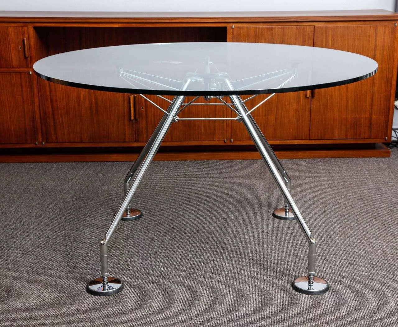Table Designed By Sir Norman Foster Fins De Siecles Et