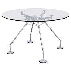 Table designed by Sir Norman Foster