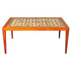 Sofa table by Severin Hansen