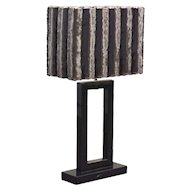 Modern Marble Based Table Lamp