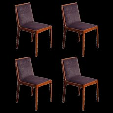 Set of Four 1950s Chair