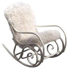 Rocking Chair N°1 by Thonet