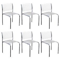 """Soft Tech"" Side Chairs for Thonet"
