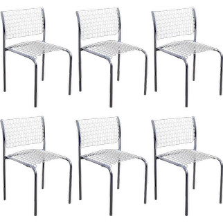 """""""Soft Tech"""" Side Chairs for Thonet"""
