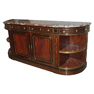 """A Fine French 19'century """"Enfilade"""""""