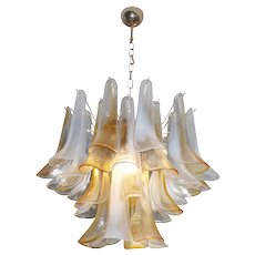 Chandelier from Murano by Mazzega (1970)