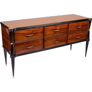 Dresser in the style of Paolo Buffa ( 1950s )