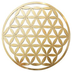 "Udo Haderlein ""Flower Of Life"""