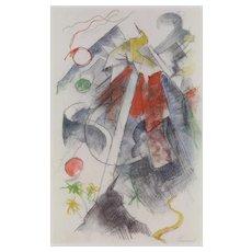 """""""Landscape""""  ( Landschaft ) by Franz Marc"""