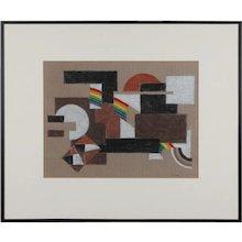 """""""Komposition 89 / II"""" by Helmut Patek"""