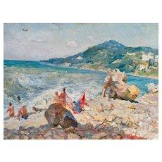 """""""Krim"""", 1949 by Leonid Tschernow"""