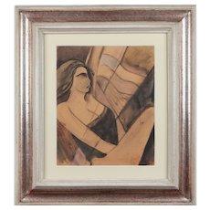 """""""Sailing"""" by Hugo Scheiber"""