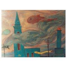 """"""" Traum """" ( Dream ) by Walter Wellenstein"""